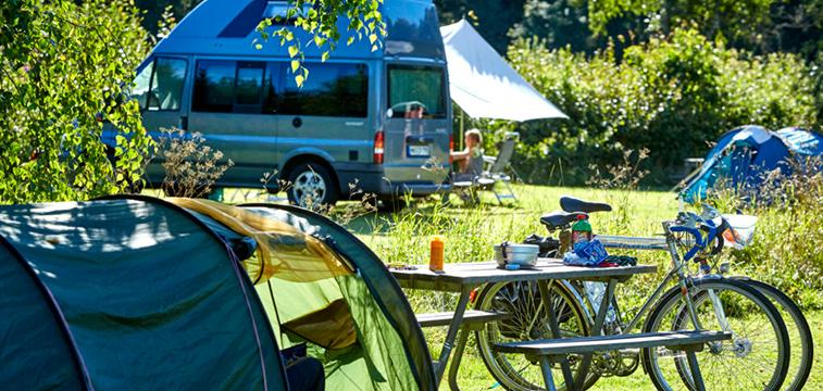 Törnabygd Camping, Boende, Campingplatser | Tingsryds